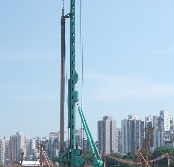 Jintai Hydraulic Rotary Drill SH15