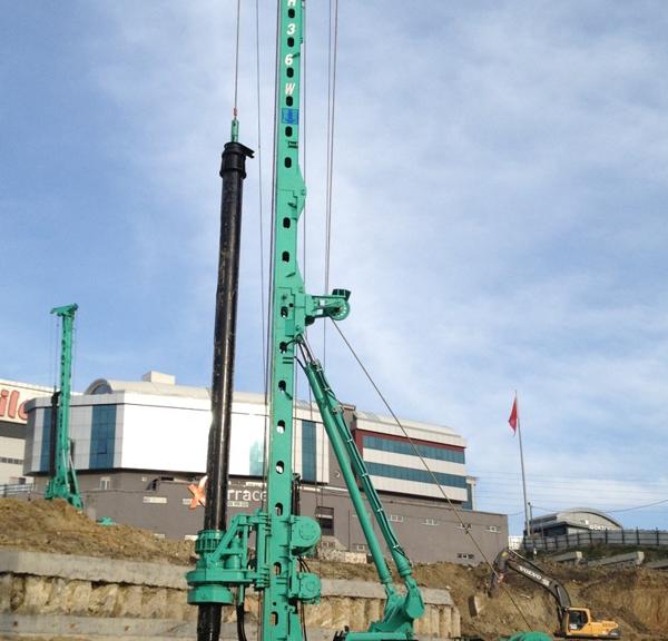 Jintai Hydraulic Rotary Drill SH36